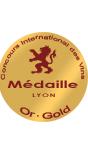 Gold Medal Concours Lyon France 2019
